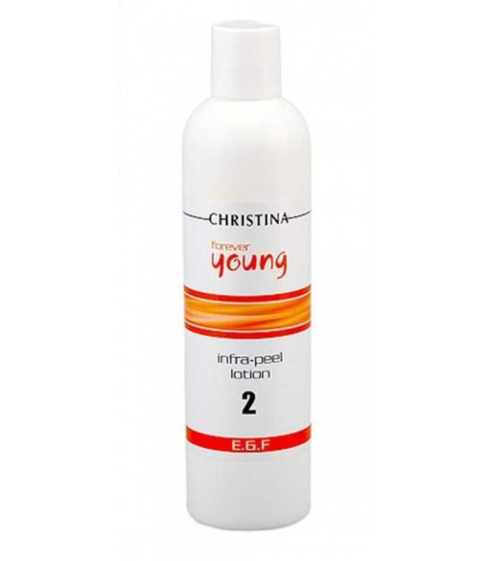 Lotion für Peeling-Vorbereitung - PH 4.0 - Step 2 - 300 ml - Christina Forever Young