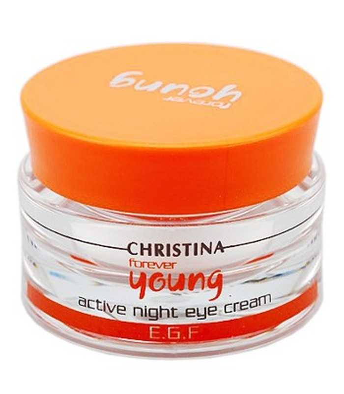 Aktive Nachtcreme - 30 ml - Christina Forever Young