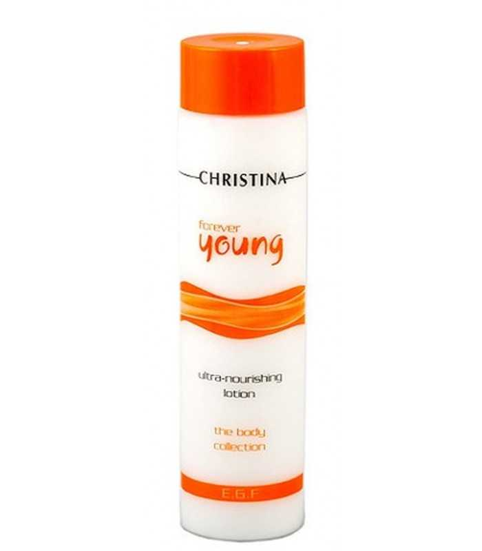 Nährende Körper-Lotion - 200 ml - Christina - Forever Young Body Collection