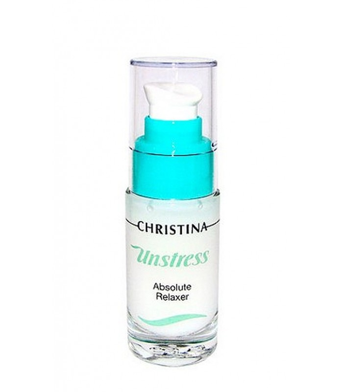 Absolute Relaxer - Serum - Serie Unstress - Christina - 30 ml