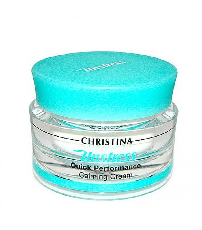 Quick Performance Calming Cream - Unstress - Christina - 50 ml