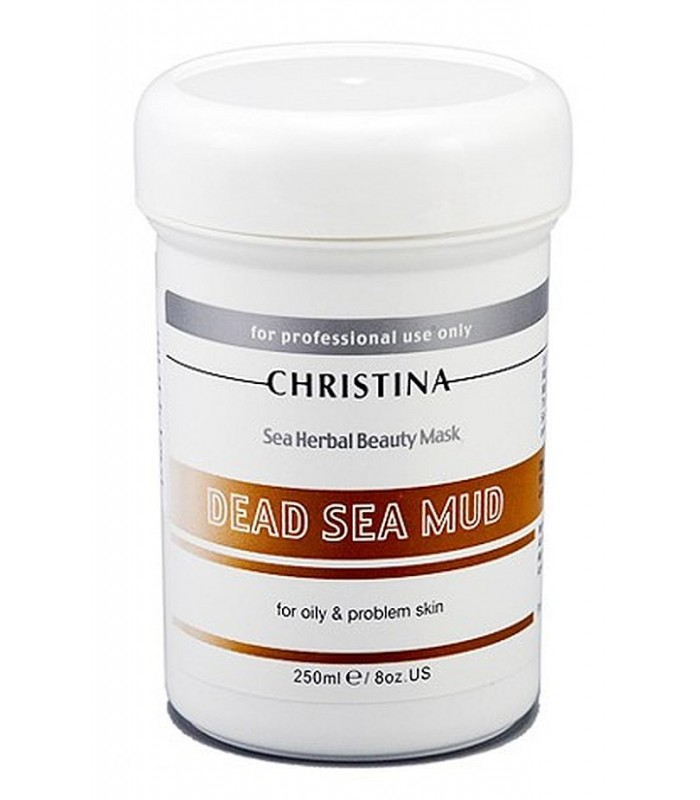 Dead Sea Mud Beauty Mask - Masks - Christina - 250 ml