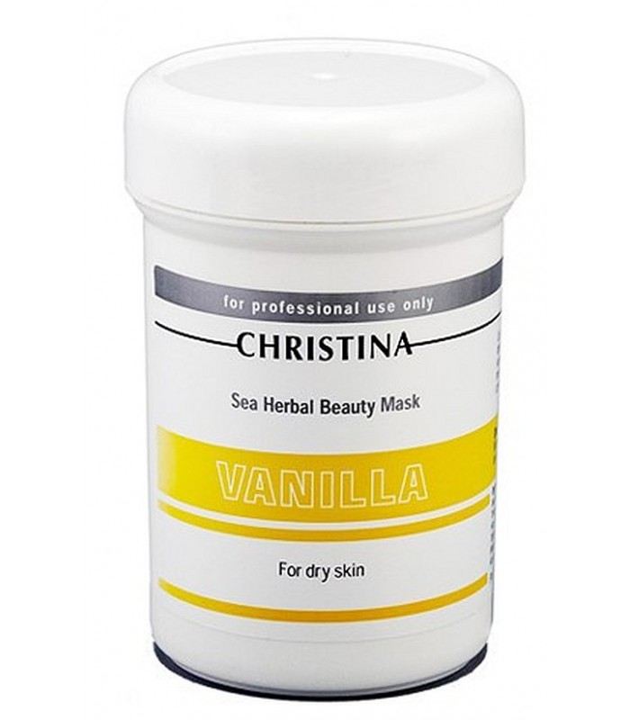 Vanilla Mask - for dry skin - Masks - Christina - 60 ml