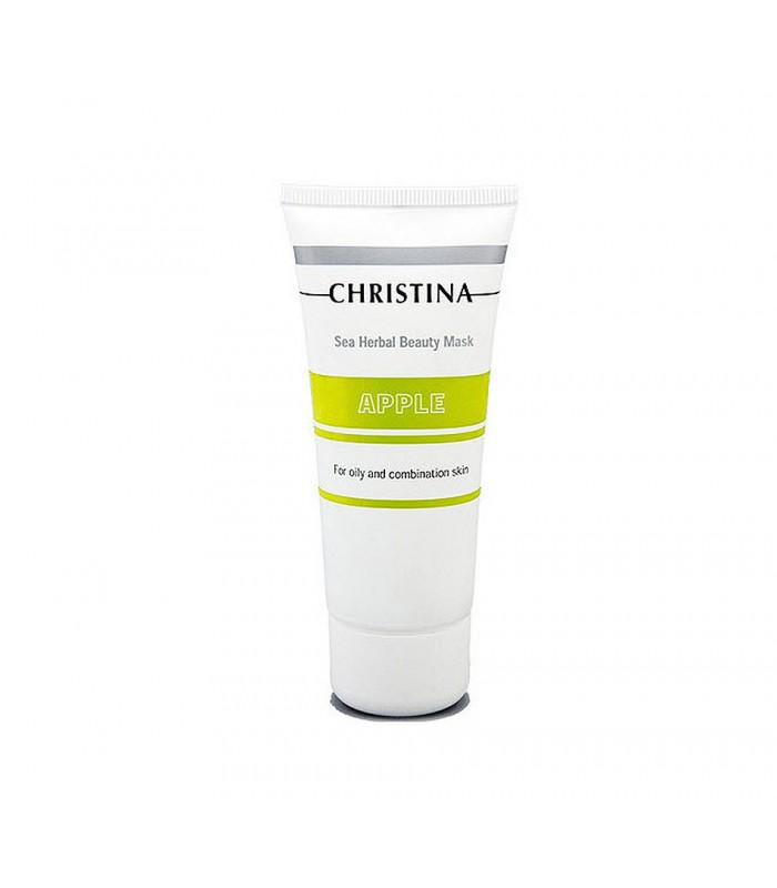 Apple Mask - oily&combination skin - Masks - Christina - 60 ml