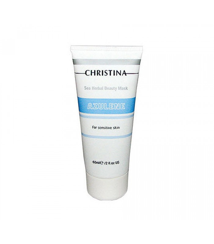 Azulene Mask - for sensitive skin - Christina - 60 ml