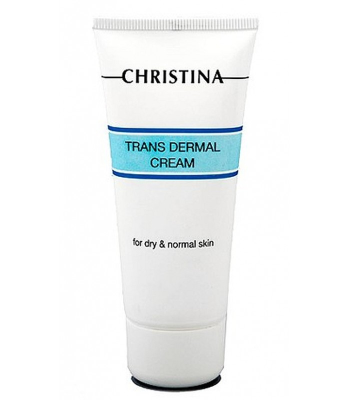 Trans Dermal Cream - with Liposomes - Moisture - Christina - 50 ml