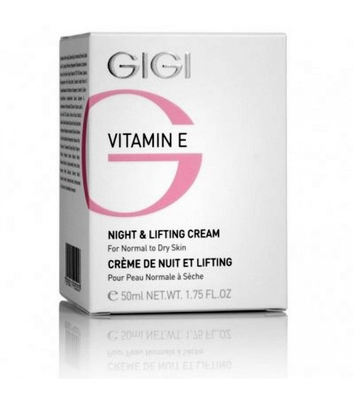 Lifting Cream - for dry skin - Vitamin E - GiGi - 50 ml