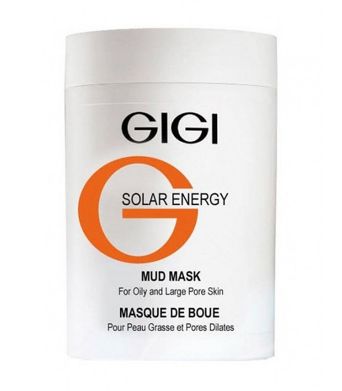 Mud Mask - Solar Energy - GiGi - 250 ml