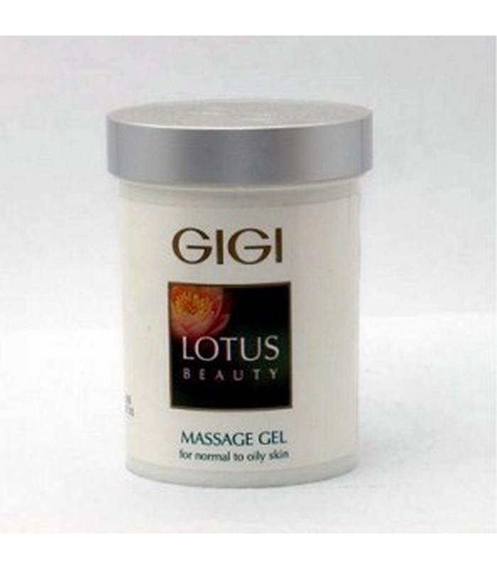 Massage Gel - Serie Lotus - GiGi - 250 ml