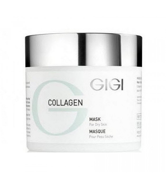Mask  - for dry skin - Collagen Elastin - GiGi - 250 ml