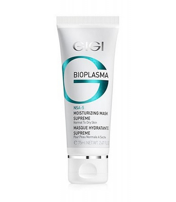 Moisturizing Mask Supreme - normal to dry skin - Bioplasma - GiGi - 200 ml