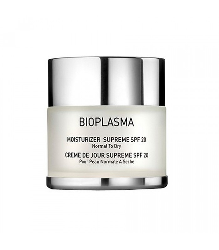 Moisturizer Supreme - SPF-20 - normal to dry skin - Bioplasma - GiGi - 200 ml