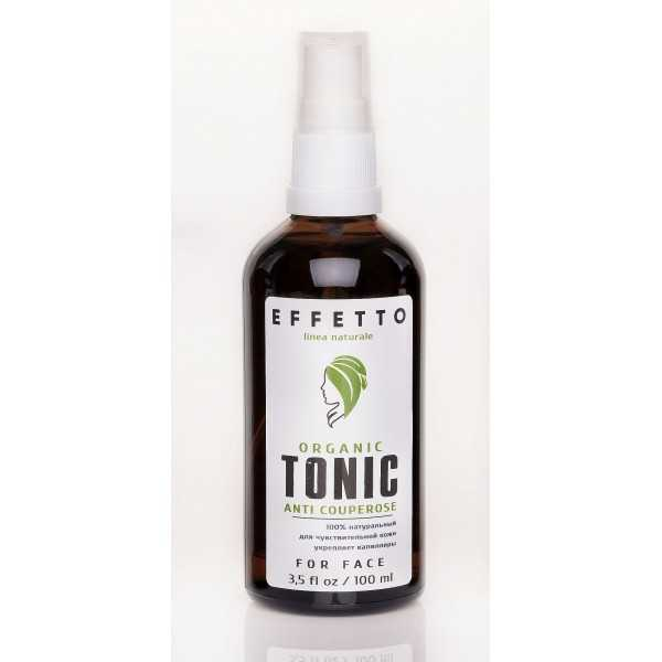 Anti-Couperose-Tonic - Gesichtsbereich - 100 ml - Brand Effetto